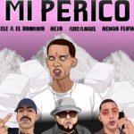 En La Calle el Remix de Mi Perico Por Ele A El Domio Junto a Arca, Nengo y Nejo